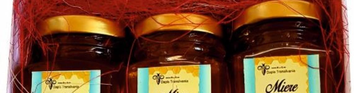 Cadouri cu miere