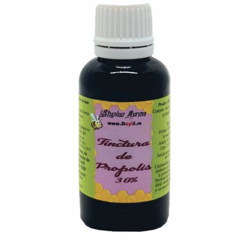 Tinctura de propolis 10 ml